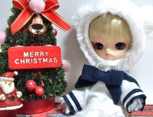 リトルダル+Jouetジュエとクリスマス