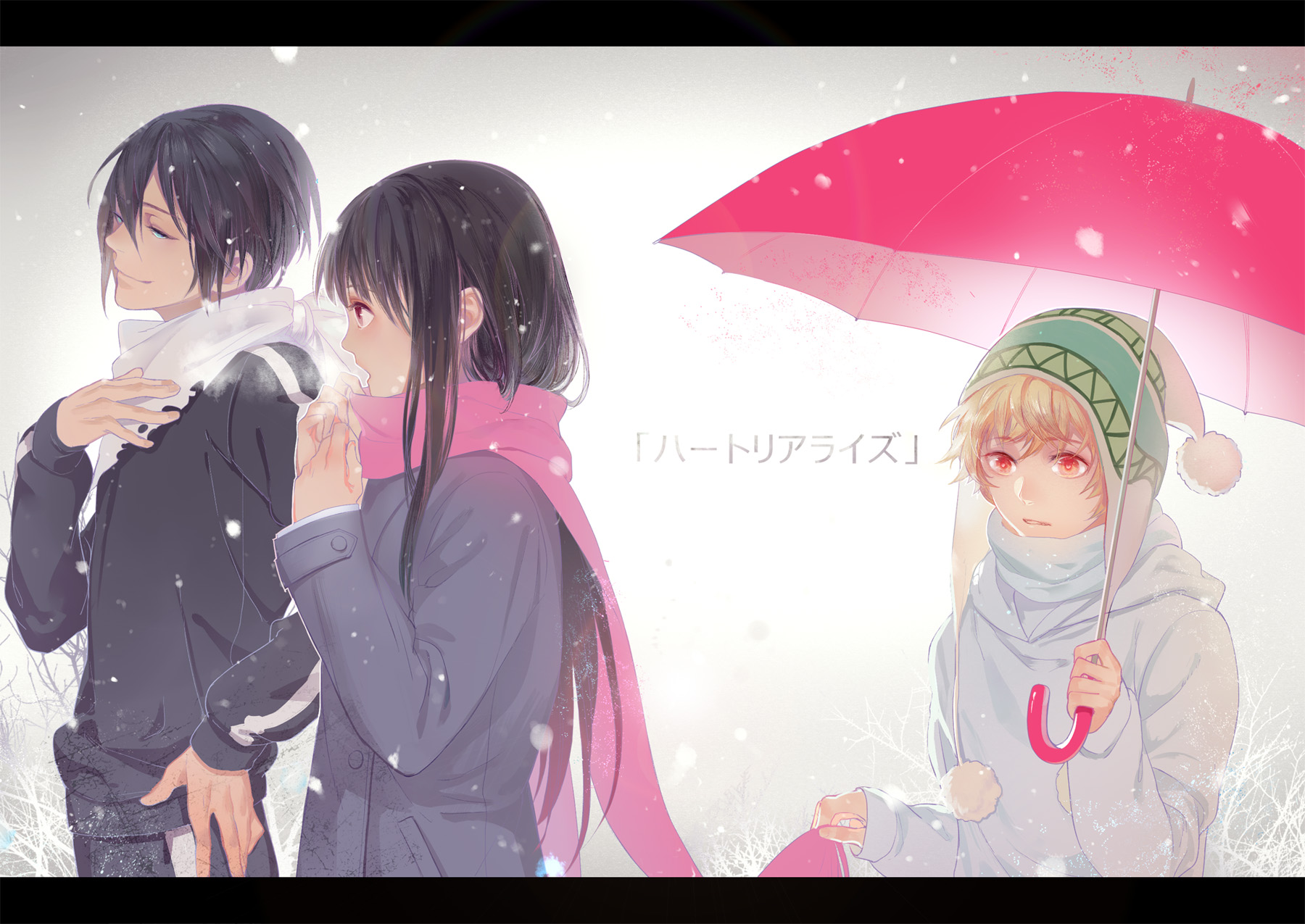 cute wallpaper for computer noragami - photo #23