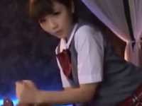 佐倉絆 顔射 手コキ フェラ スマタ 制服 美少女
