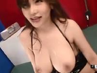 沖田杏梨 フェラ 爆乳 痴女 熟女 デカマラ