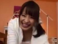 桃乃木かな フェラ 手コキ 美少女 焦らし