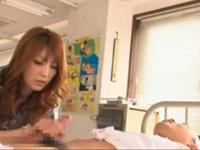 松島かえで 美女 手コキ フェラ スレンダー