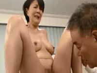 円城ひとみ フェラ 熟女 手マン 人妻 クンニ イマラチオ 淫乱
