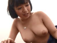 尾上若葉 手コキ コスプレ 爆乳 フェラ パイズリ 美少女 クンニ