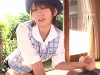 希美まゆ コスプレ バスガイド 手コキ フェラ