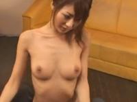 小沢菜穂 美女 デカマラ 悶絶 美乳