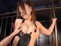 松本メイ コスプレ パイズリ 密着 爆乳 痴女