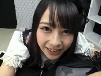 佳苗るか 痴女 フェラ コスプレ 美少女 キュート 口内発射 焦らし 美尻 キュート