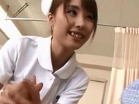 あやみ旬果 キュート 美尻 ナース 手コキ フェラ 美少女