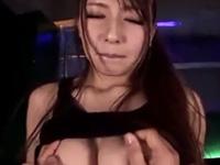 希崎ジェシカ 美乳 ローション 美女 敏感 美尻 手マン スレンダー 悶絶