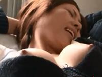 朝日奈あかり 手マン 敏感 スレンダー 美女 巨乳 クンニ 悶絶 無理に 女教師