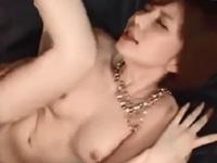 里美ゆりあ 絶頂 巨乳 フェラ 敏感 スレンダー 美女 美尻 キュート 淫乱