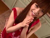 瑠川リナ 美尻 美少女 スレンダー 美乳 敏感 キュート 手コキ