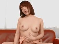 本田莉子 フェラ キュート メガネ 人妻 熟女 絶頂 巨乳 淫乱 強引