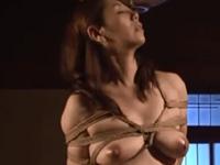 翔田千里 無理に 絶頂 淫乱 M女 性感開発 巨乳 熟女 人妻 ローソク 悶絶