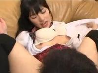 由愛可奈 クンニ 美乳 恥じらい 美少女 敏感 悶絶