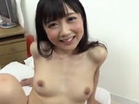 大槻ひびき 淫乱 敏感 美女 スレンダー 絶頂 フェラ クンニ アナル責め