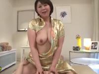 円城ひとみ パイズリ マッサージ フェラ 人妻 熟女 巨乳 淫乱 手コキ 騎乗位 キュート