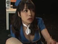 凰かなめ アナル舐め コスプレ フェラ 手コキ キュート スレンダー 微乳 痴女 清楚
