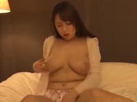三島奈津子 強引 敏感 爆乳 人妻 熟女 ムッチリ 絶頂 オナニー
