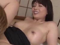 三浦恵理子 クンニ フェラ 手コキ パイズリ 誘惑 熟女 人妻 巨乳 淫乱