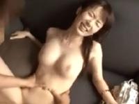 波多野結衣 敏感 悶絶 スレンダー 美乳 熟女 人妻 クンニ 手マン フェラ