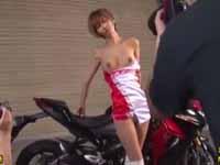 麻生希 美脚 フェラ スレンダー 美女 キュート 敏感 RQ レースクイーン