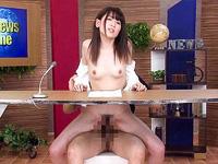 大槻ひびき フェラ 美女 スレンダー 美乳 悶絶 恥じらい