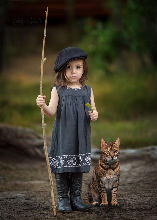 猫と女の子その3