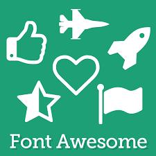 FC2ブログのサイドバーのタイトルの前にFontAwesomeのアイコンフォントを表示する方法 | FC2ブログカスタマイズ