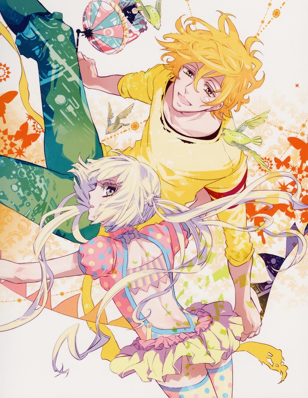 カーニヴァル 11 與儀 ツクモ (Karneval / Yogi Tsukumo)
