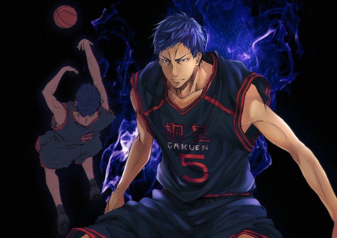 黒子のバスケ 青峰大輝 (The Basketball which Kuroko Plays / Aomine Daiki) #137