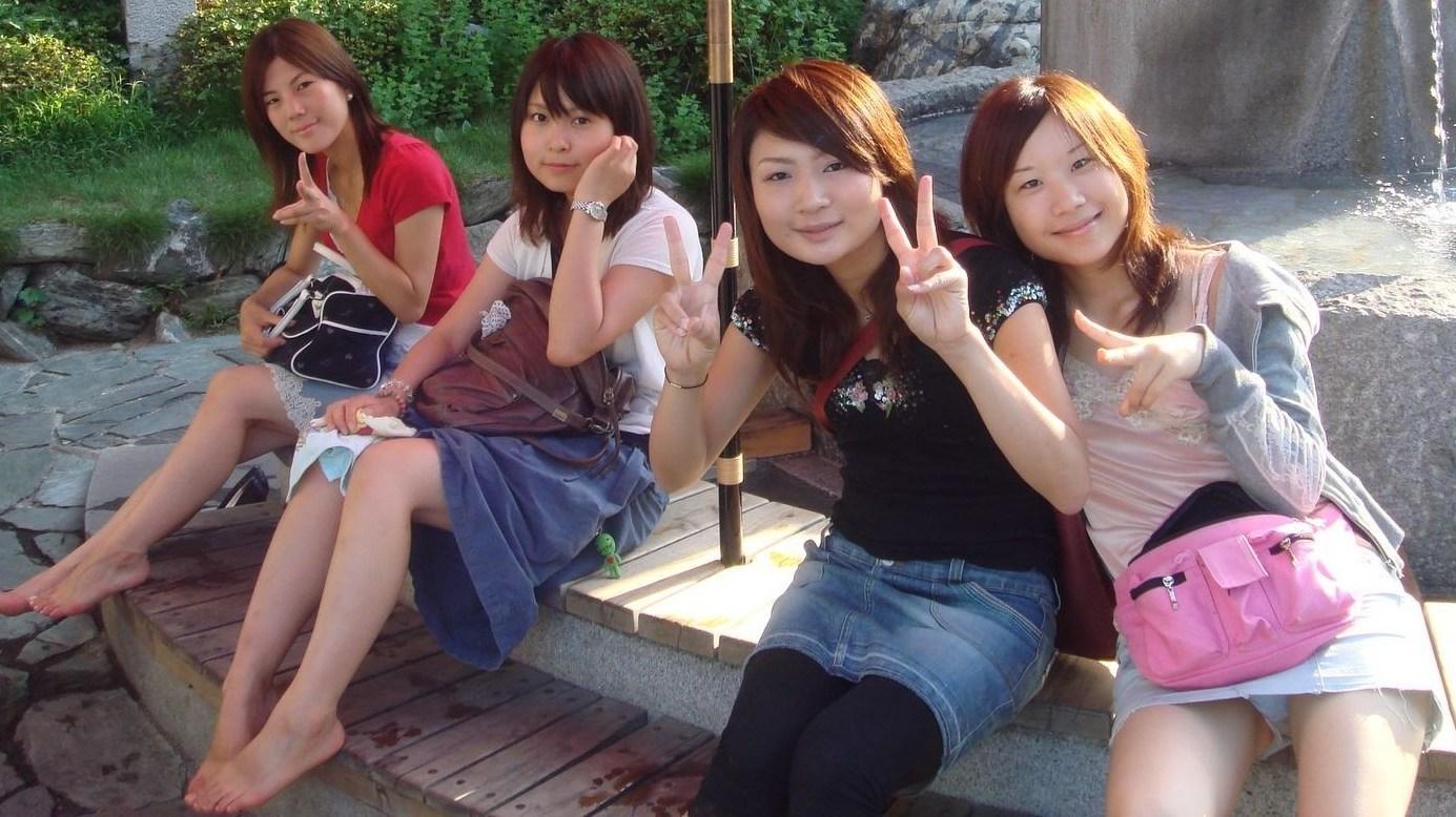 神戸 素人 jc 神戸のパンチラ画像 img019