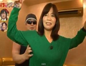【フェチ動画】大久保佳代子がくすぐり達人にくすぐられた結果wwwwww