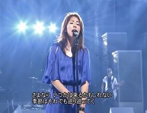 ノーブラとも噂された福原美穂のオッパイが透けた放送事故(2009.9.19)