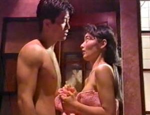 【お宝映像】常盤貴子、風俗嬢役での濡れ場 生乳を揉まれ、吸い付かれる