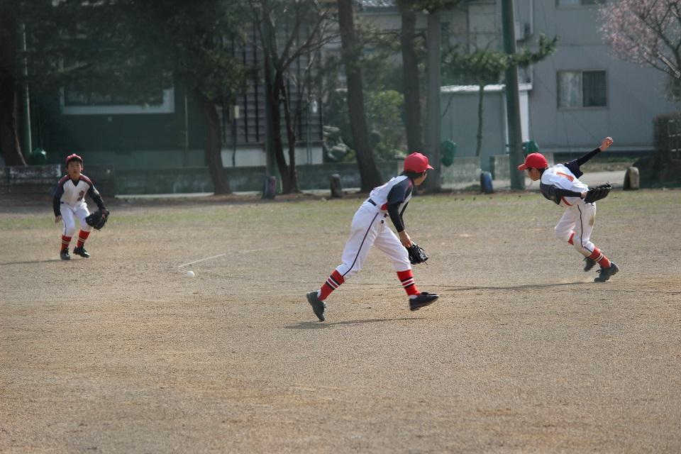 練習試合20150322(5)