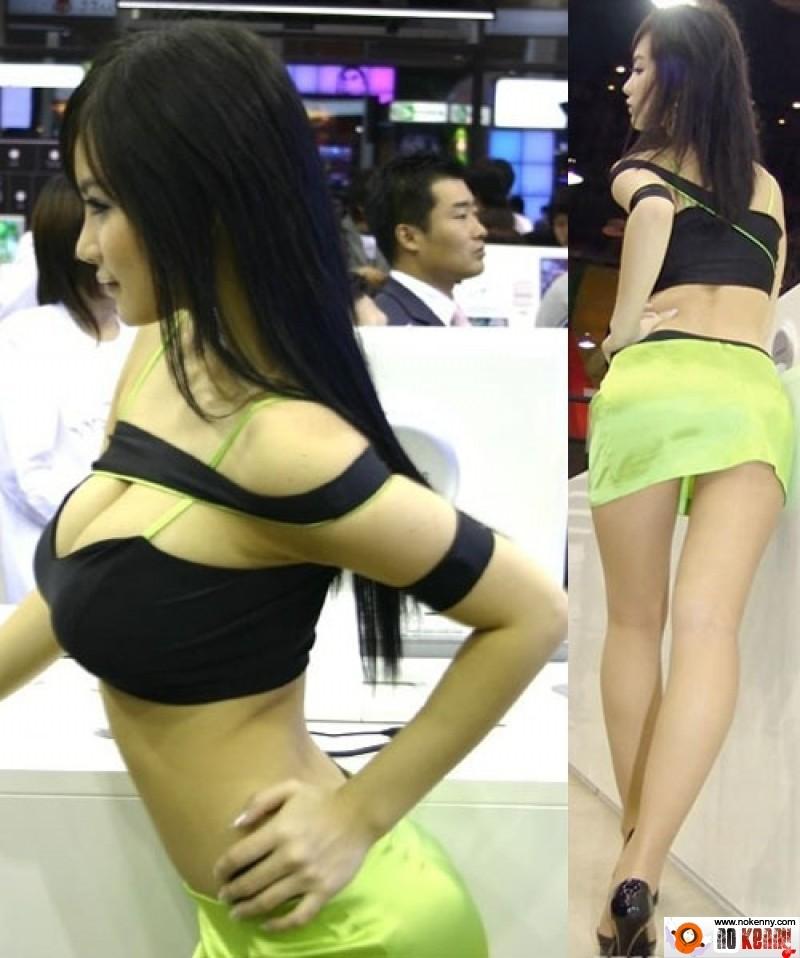 アジアのコンパニオンがスタイルよくて侮れない件w24