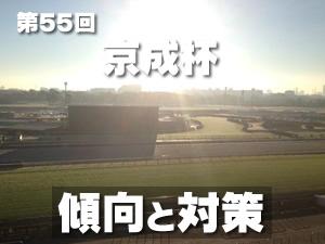 2015年 京成杯 傾向と対策