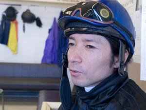 内田博幸騎手、4日間の騎乗停止
