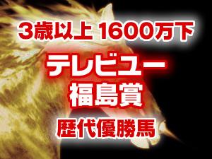 2015年 テレビユー福島賞 歴代の結果と配当