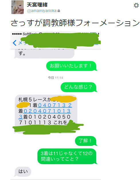 JRA 八百長疑惑2