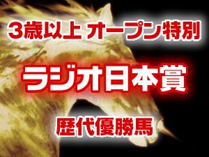 2015年 ラジオ日本賞 歴代の結果と配当