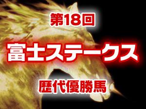 2015年 富士ステークス 歴代の結果と配当