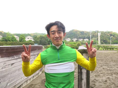 中谷騎手、年間勝利数が過去最多に