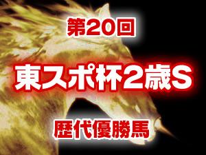 2015年 東京スポーツ杯2歳ステークス 歴代の結果と配当