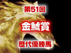 2015年 金鯱賞 歴代の結果と配当