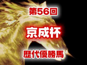 2016年 京成杯 歴代の結果と配当