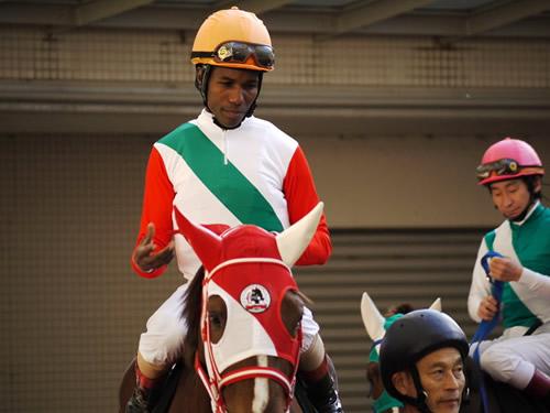 ペドロサ騎手