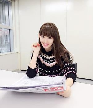 2016 きさらぎ賞、AKB小嶋陽菜の予想
